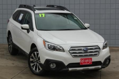 2017 Subaru Outback 3.6R Limited w/Eyesight for Sale  - SB5972  - C & S Car Company