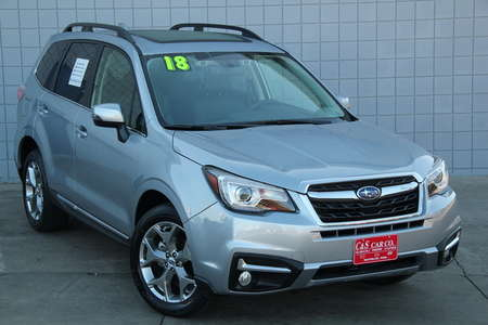 2018 Subaru Forester 2.5i Touring w/Eyesight for Sale  - SB6223  - C & S Car Company