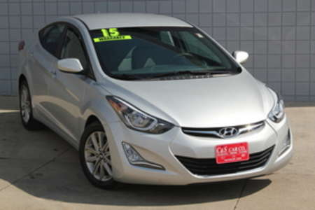 2015 Hyundai Elantra SE for Sale  - HY7247A  - C & S Car Company