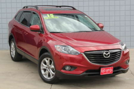 2015 Mazda CX-9 Touring AWD for Sale  - MA2876A  - C & S Car Company