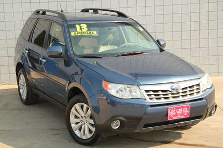 2013 Subaru Forester 2.5X Limited for Sale  - 14745  - C & S Car Company