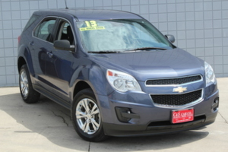 2013 Chevrolet Equinox LS AWD for Sale  - HY7298A  - C & S Car Company
