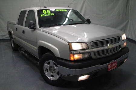 2005 Chevrolet Silverado 1500 LT CREW CAB 4WD 143.5WB for Sale  - MA3009A  - C & S Car Company