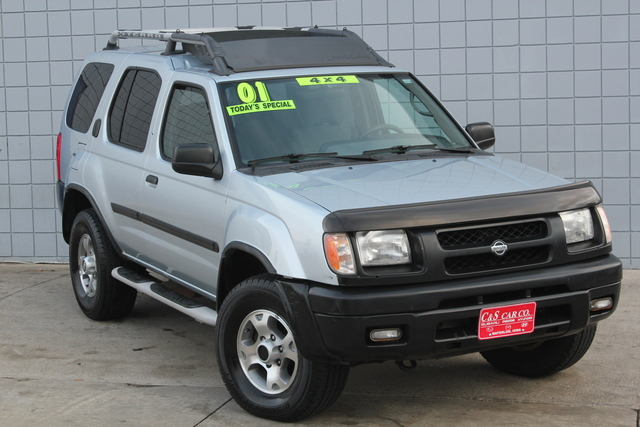 2001 nissan xterra xe 4wd stock sb5163b1 waterloo. Black Bedroom Furniture Sets. Home Design Ideas