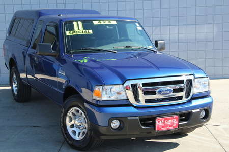 2011 Ford Ranger XLT Supercab 4WD for Sale  - MA3017A  - C & S Car Company