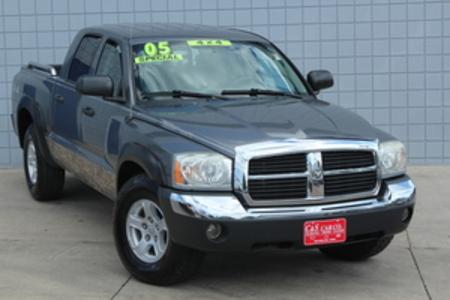 2005 Dodge Dakota SLT Quad Cab 4WD for Sale  - 14599  - C & S Car Company