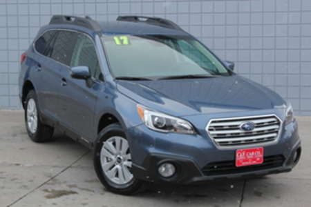 2017 Subaru Outback 2.5i Premium w/Eyesight for Sale  - SB5725  - C & S Car Company