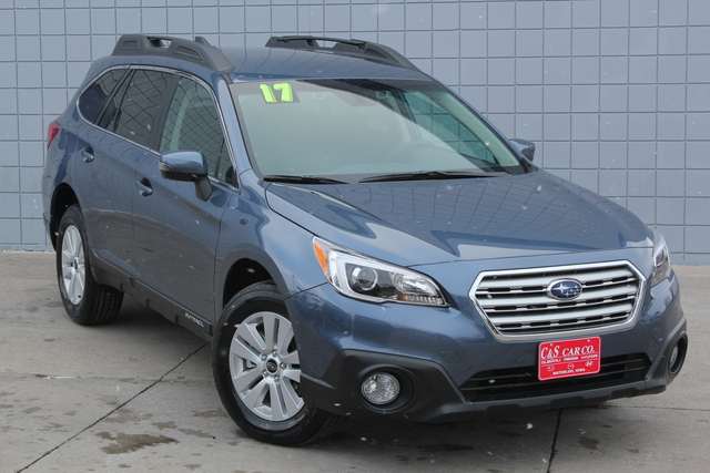 2017 subaru outback premium w eyesight stock sb5725 waterloo ia. Black Bedroom Furniture Sets. Home Design Ideas