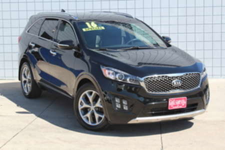 2016 Kia Sorento 2.0T SXL AWD for Sale  - SB5889A  - C & S Car Company