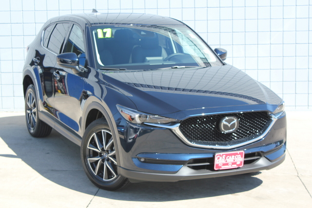 2017 mazda cx 5 grand touring awd stock ma2937 waterloo ia. Black Bedroom Furniture Sets. Home Design Ideas