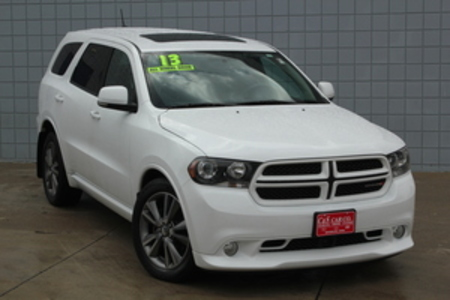 2013 Dodge Durango R/T  AWD for Sale  - 14576  - C & S Car Company