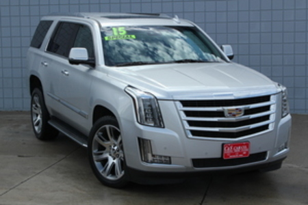 2015 Cadillac Escalade Luxury 4WD for Sale  - 14573  - C & S Car Company