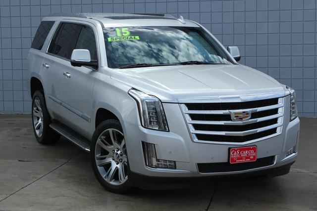 2015 Cadillac Escalade  - C & S Car Company