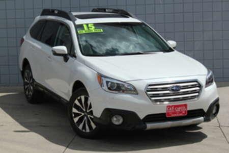 2015 Subaru Outback 2.5i Limited w/Eyesight for Sale  - SB5977A  - C & S Car Company