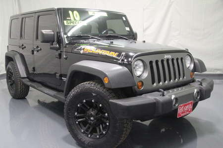 2010 Jeep Wrangler Unlimited Sport 4WD for Sale  - SB5965A  - C & S Car Company