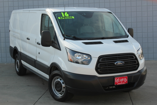 2016 Ford Transit Cargo Van  - C & S Car Company