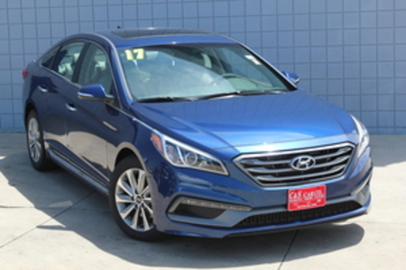 2017 Hyundai Sonata Sport  2.4L for Sale  - HY7302  - C & S Car Company