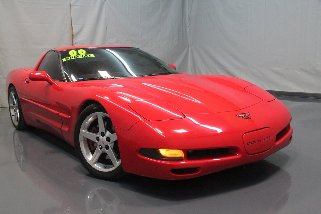 2000 Chevrolet Corvette  - C & S Car Company