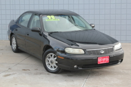 1998 Chevrolet Malibu LS for Sale  - SB5571B  - C & S Car Company