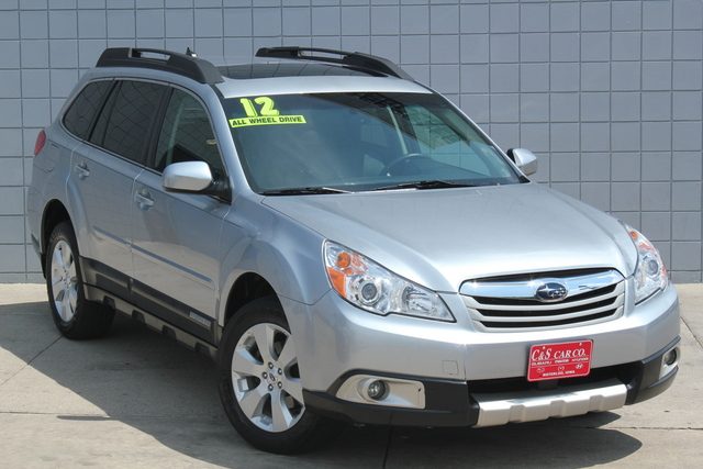 2012 subaru outback limited stock 14264 waterloo ia 50702. Black Bedroom Furniture Sets. Home Design Ideas