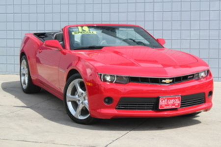 2014 Chevrolet Camaro LT Convertible for Sale  - 14572  - C & S Car Company