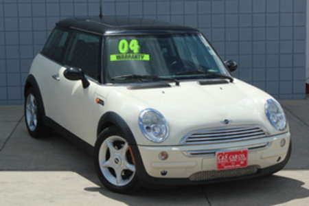2004 Mini Cooper Hardtop 2dr Coupe for Sale  - 14641A  - C & S Car Company
