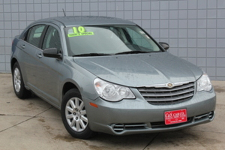 2010 Chrysler Sebring Touring for Sale  - MA2766A  - C & S Car Company