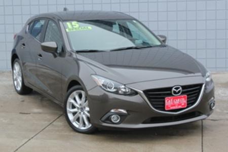 2015 Mazda Mazda3 Touring  Hatchback for Sale  - MA2790A  - C & S Car Company