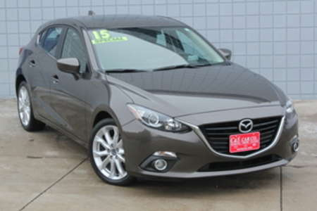 2015 Mazda Mazda3 Touring  Hatchback for Sale  - MA2790A  - C & S Car Company