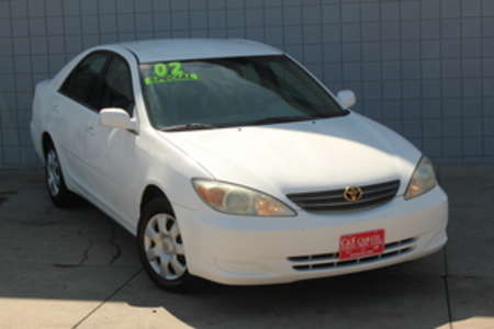 2002 Toyota Camry LE for Sale  - 14652  - C & S Car Company