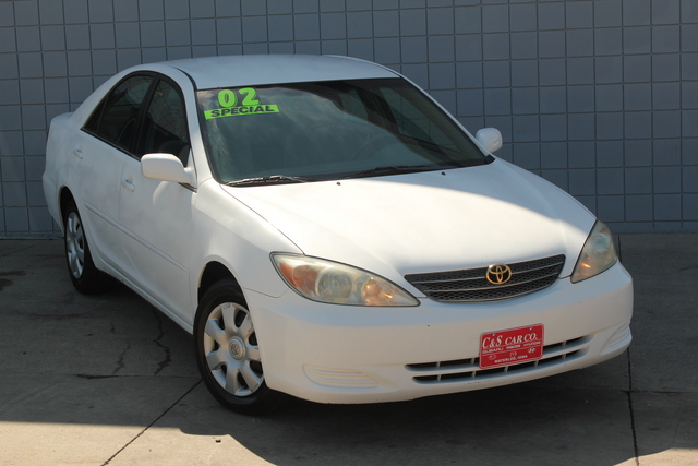 2002 Toyota Camry  - C & S Car Company