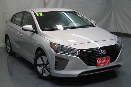 2017 Hyundai Ioniq Hybrid Blue for Sale  - HY7512  - C & S Car Company