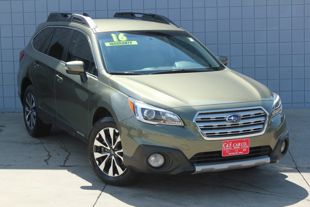 2016 Subaru Outback  - C & S Car Company