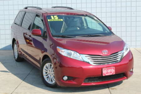 2015 Toyota Sienna XLE  8 Pass for Sale  - SB6017A  - C & S Car Company