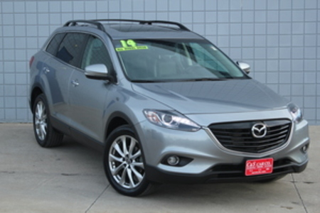 2014 Mazda CX-9 Grand Touring AWD for Sale  - MA2823A  - C & S Car Company