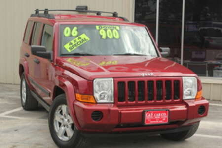2006 Jeep Commander 4WD for Sale  - HY7364A  - C & S Car Company