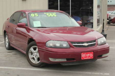 2005 Chevrolet Impala LS for Sale  - R14186  - C & S Car Company