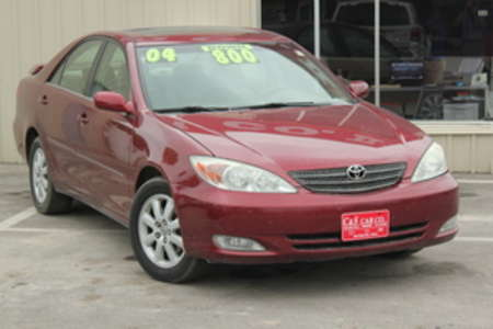 2004 Toyota Camry XLE for Sale  - SB5813B  - C & S Car Company