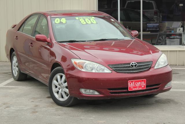 2004 Toyota Camry  - C & S Car Company