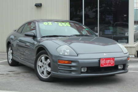 2002 Mitsubishi Eclipse GT for Sale  - HY7309A  - C & S Car Company