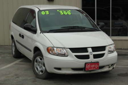 2003 Dodge Grand Caravan SE for Sale  - 14144A  - C & S Car Company