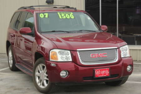2007 GMC Envoy Denali  4WD for Sale  - 14520  - C & S Car Company