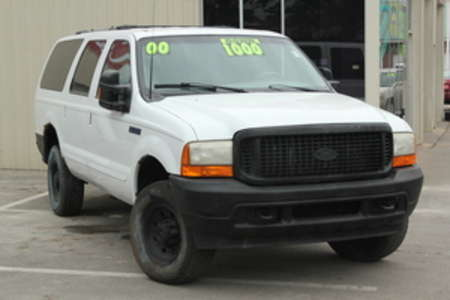 2000 Ford Excursion XLT  4WD for Sale  - R14606  - C & S Car Company