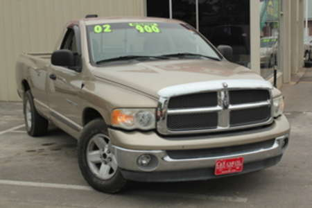2002 Dodge Ram 1500 Laramie SLT for Sale  - HY7049C1  - C & S Car Company