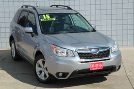 2015 Subaru Forester 2.5i Limited for Sale  - SB6079A  - C & S Car Company