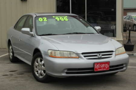 2002 Honda Accord EX for Sale  - SB6051A  - C & S Car Company