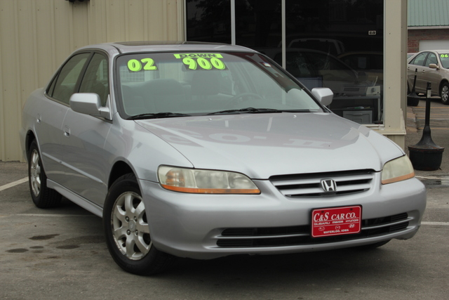 2002 Honda Accord  - C & S Car Company