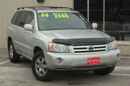 2006 Toyota Highlander Limited 4X4 V6 w/3rd Row for Sale  - 14503A  - C & S Car Company