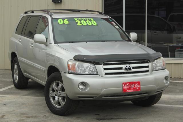2006 Toyota Highlander  - C & S Car Company