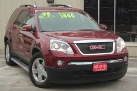 2008 GMC Acadia SLT2  AWD for Sale  - 14619  - C & S Car Company